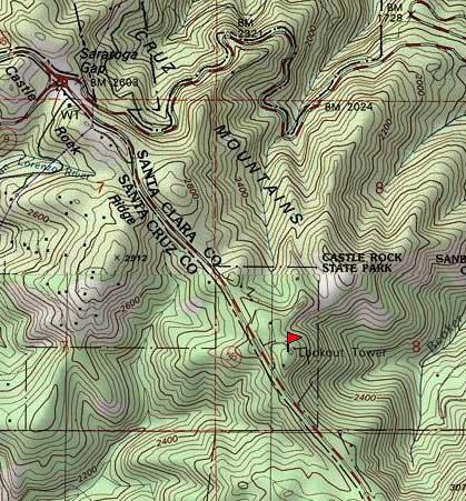Saratoga Amateur Radio Association Events Field Day - Us maidenhead grid square map